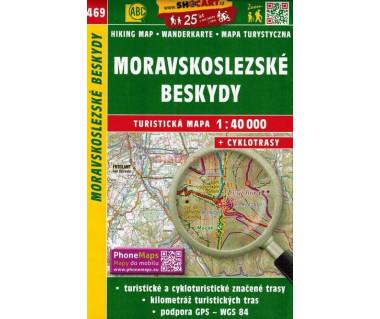 CT40 469 Moravskoslezske Beskydy