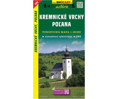 CT50 1093 Kremnicke vrchy, Polana