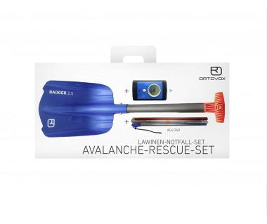 Zestaw lawinowy Avalanche Rescue Kit 3+ blue