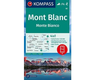 K 85 Mont Blanc/Monte Bianco