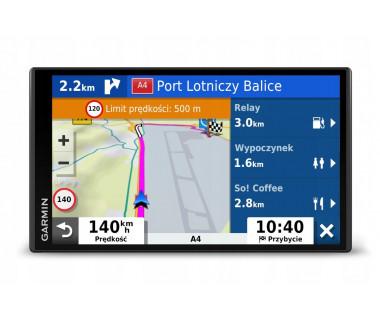 Odbiornik GPS DriveSmart 65 Digital Traffic Full EU LMT-D