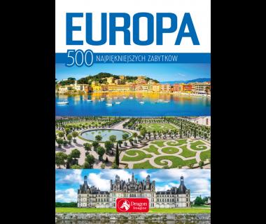 Europa - 500 najpiękniejszych zabytków