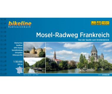 Mosel-Radweg Frankreich
