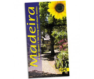 Madeira - 6 car tours, 100 long and short walks