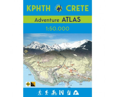 Crete adventure atlas