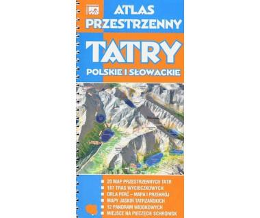 Tatry polskie i słowackie atlas przestrzenny