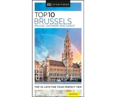 Top 10 Brussels - Bruges - Antwerp & Ghent
