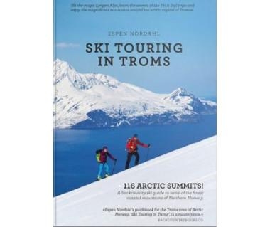 Ski touring in Troms - 116 arctic summits!