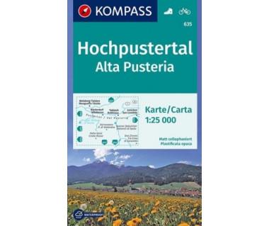 K 635 Hochpustertal, Alta Pusteria