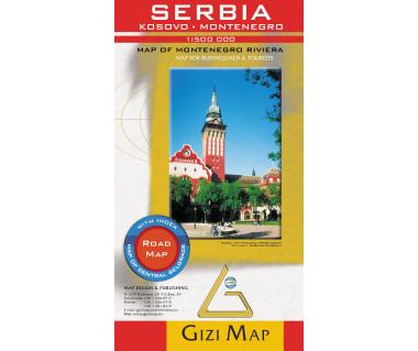 Serbia, Kosovo, Montenegro