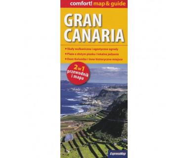 Gran Canaria (mapa+miniprzewodnik)