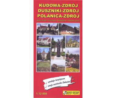 Kudowa-Zdrój, Duszniki-Zdrój, Polanica-Zdrój