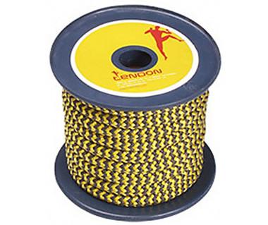 Lina arborystyczna Timber 11 mm k:czarny/żółty
