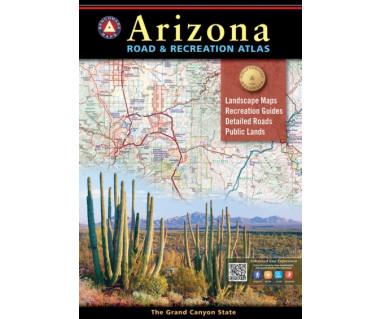 Arizona Road & Recreation Atlas