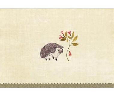 Kartka mini Hedgehog
