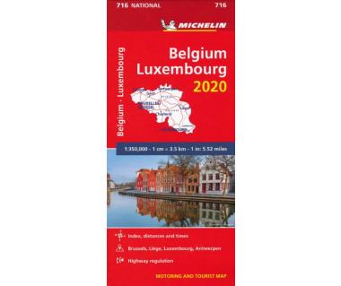 Belgium, Luxembourg (716)
