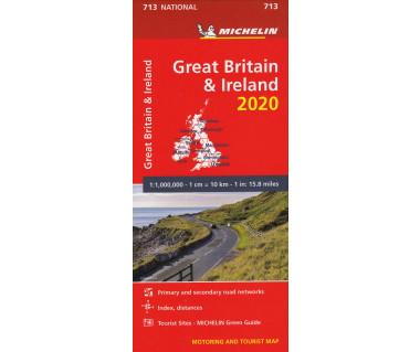 Great Britain & Ireland (713)