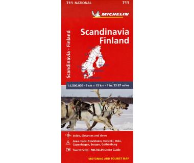 Scandinavia, Finland (711)
