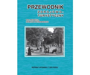 Przewodnik zdrojowo-turystyczny reprint wyd. z 1934 r.
