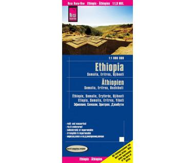 Ethiopia, Eritrea, Somalia, Djibouti