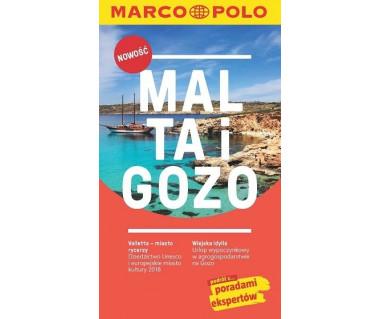 Malta i Gozo (z mapą w etui)