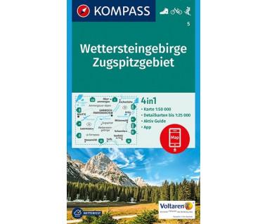 K 5 Wettersteingebirge