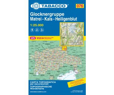 TAB076 Glocknergruppe, Matrei, Kals, Heiligenblut