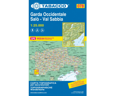 TAB078 Garda Occidentale Salo, Val Sabbia