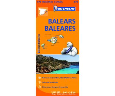 M 579 Balears/Baleares