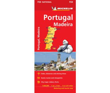 Portugal & Madeira (M 733)