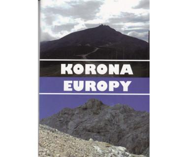 Książeczka Korona Europy