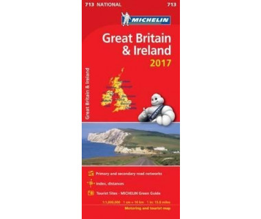 Great Britain & Ireland (M 713)