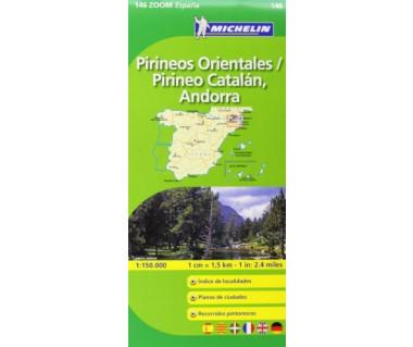 M 146 Pirineos Orientales/Pirineo Catalan, Andorra