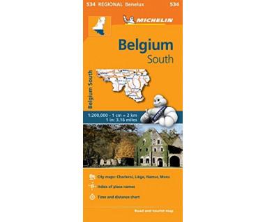 M 534 Belgium South