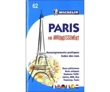 Paris par arrondissement (M 62)