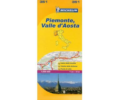 M 351 Piemonte, Valle'd Aosta