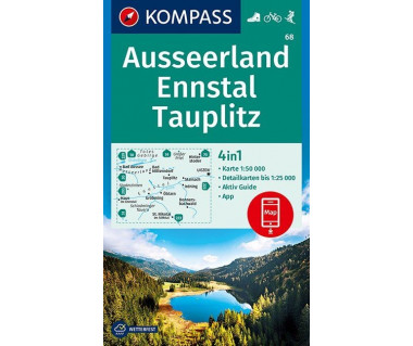 K 68 Ausseerland, Ennstal, Tauplitz