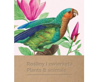 Rośliny i zwierzęta. Atlasy historii naturalnej w epoce Linneusza