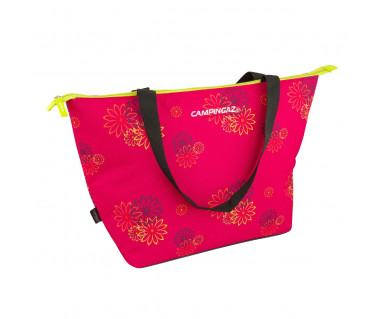 Torba termiczna Shopping Cooler 15l pink daisy