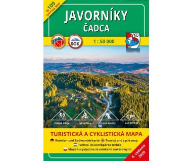 S109 Javorniky-Cadca
