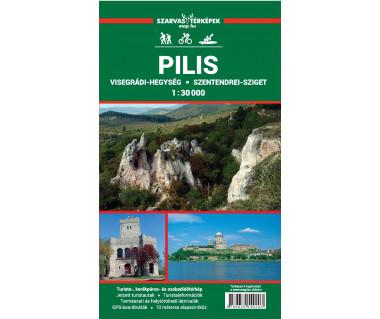Pilis - Visegrádi-hegység - Szentendrei-sziget