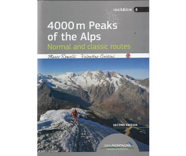 4000m Peaks of the Alps Normal & Classic Routes