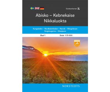 Abisko / Kebnekaise / Nikkaluokta (OUT.01)