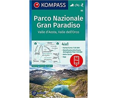 K 86 Gran Paradiso, Valle d'Aosta, Valle dell'Orco