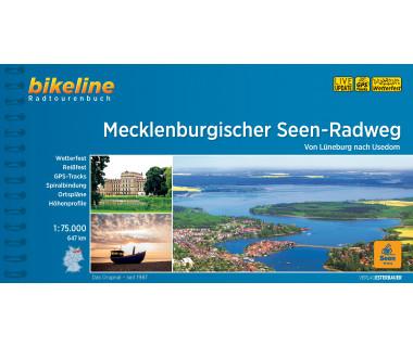 Mecklenburgischer Seen-Radweg Von Luneburg nach Usedom