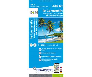 Le Lamentin / PNR Martinique