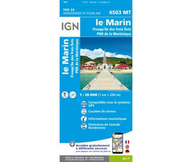 Le Marin / PNR Martinique