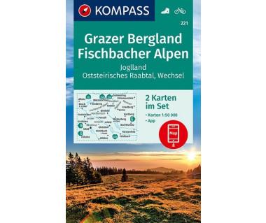 K 221 Grazer Bergland, Fischbacher Alpen