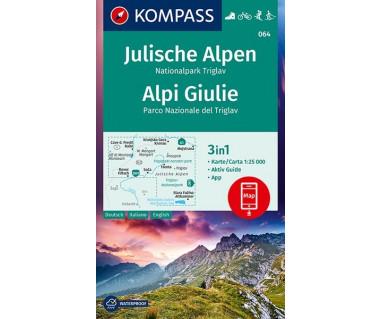 K 064 Julische Alpen