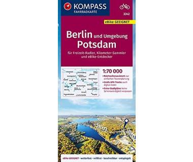 K 3342 Berlin und Umgebung, Potsdam